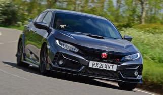 Honda Civic Type R Sport Line - front