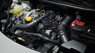 Nissan Micra N-Sport - engine