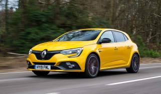 Renault Megane R.S. Trophy - front