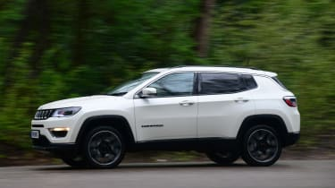 Jeep Compass - side