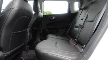 Jeep Compass - rear seats