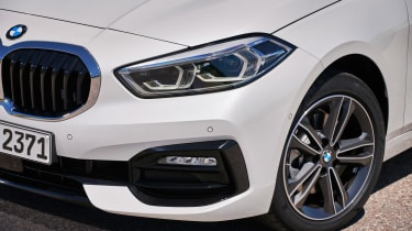 BMW 1 Series 2019 detail