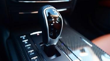 Maserati Ghibli facelift - transmission