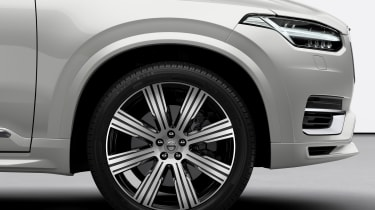 Volvo XC90 facelift - wheel