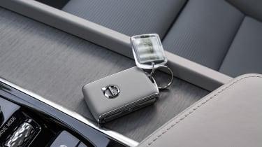 Volvo XC60 2017 - grey key