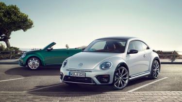 New Volkswagen Beetle R Line front