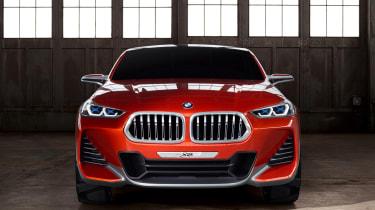 BMW X2 Concept - front