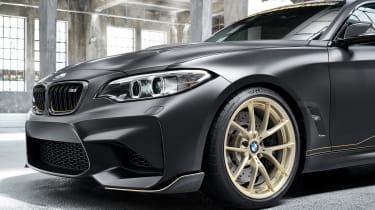 BMW M Performance Parts M2 alloy wheels