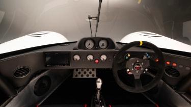 Ultima RS - dash
