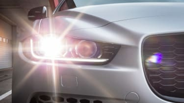 Jaguar XE SV Project 8 - front light