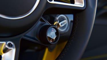 Porsche Boxster T - driving modes