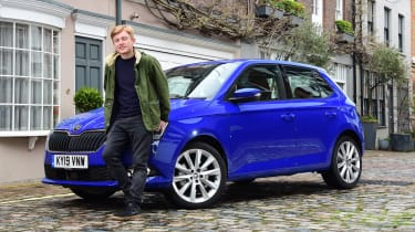 Skoda Fabia SE L: long-term test review - first report James Brodie