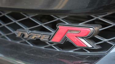 Honda Civic Type R GT - badge