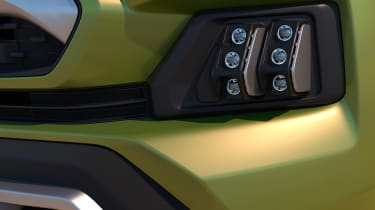 Toyota FT-AC Concept - detail