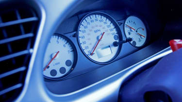 Ford Puma icon review - dials