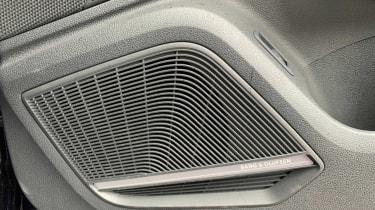 Audi Q2 35 TFSI long termer - final report speaker