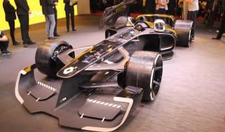 Renault R.S. Vision Concept - Shanghai front