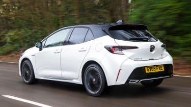 Toyota Corolla GR Sport - rear