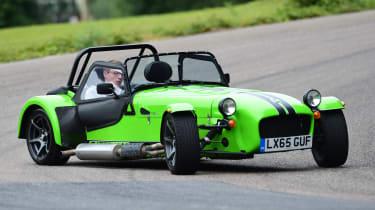 Long-term test review: Caterham 310S - drift