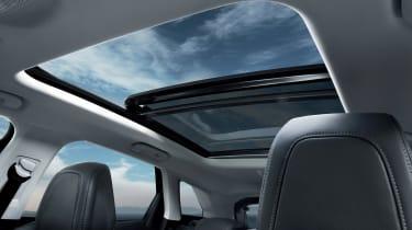 Peugeot 3008 - panoramic roof