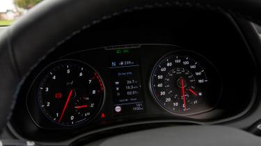 Hyundai i30 N - dials