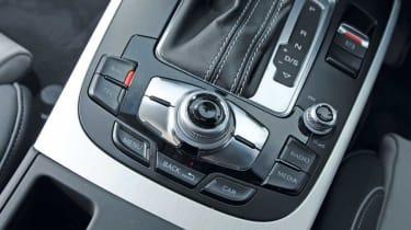 Used Audi A5 Coupe - centre console