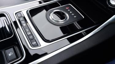 Jaguar XF Sportbrake - transmission