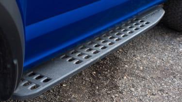 Ford F-150 Raptor pick-up truck - detail