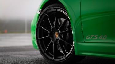Porsche 718 Cayman GTS 4.0 - wheel
