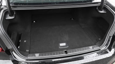 BMW 7 Series - boot