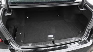 BMW 7 Series - boot