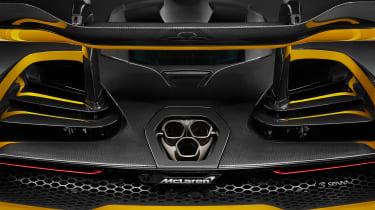 McLaren Senna Carbon Theme bespoke - aero