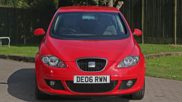 Used SEAT Altea - full front