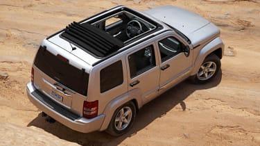 Cherokee rear