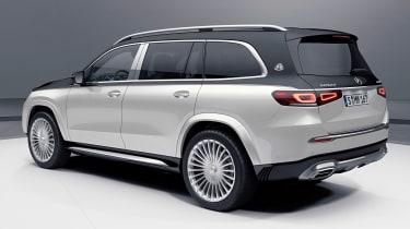 Mercedes-Maybach GLS - rear studio
