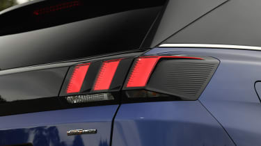Peugeot 3008 - rearlight