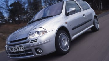 Clio II RS 72 - front