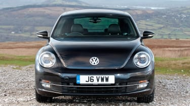 Used Volkswagen Beetle - full front