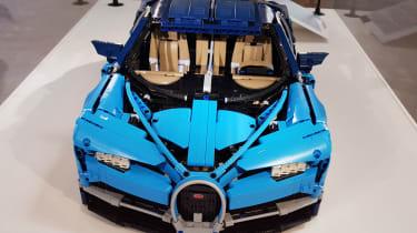 LEGO Bugatti Chiron - full front
