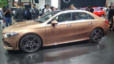 Mercedes A-Class Saloon - side