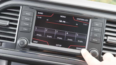 SEAT Full Link - controls