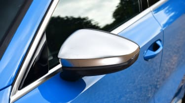Audi S3 long termer - first report wing mirror