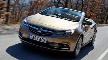 Push Button Rear Rear New Vauxhall Opel Cascada Cabriolet Emblem