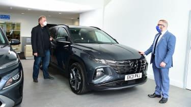Hyundai Tucson Ultimate Hybrid - first report presentation