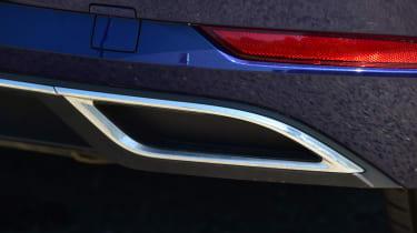 Volkswagen Golf - exhaust