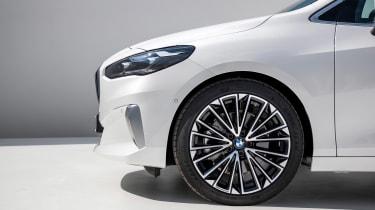 BMW 2 Series Active Tourer - wheel
