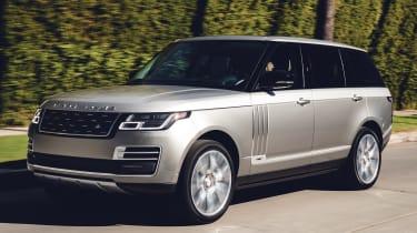 Range Rover SVAutobiography - front