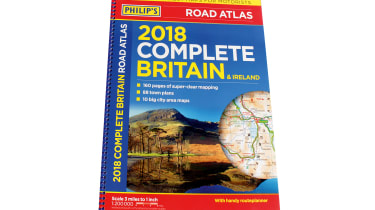 Philip's 2018 Complete Britain & Ireland