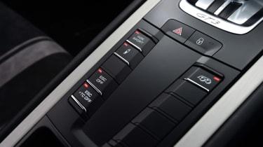 Porsche 911 GT3 - centre console