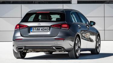 Mercedes A-Class - rear static